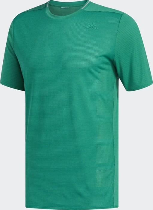 69e341cb1 adidas Supernova Tea running shirt short-sleeve bold green (men) (CG1165)
