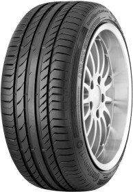 Continental ContiSportContact 5 255/45 R18 103H XL FR