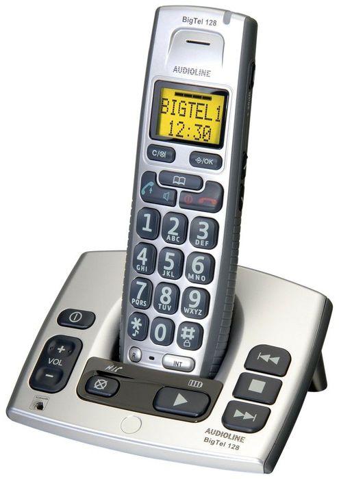 Audioline BigTel 128
