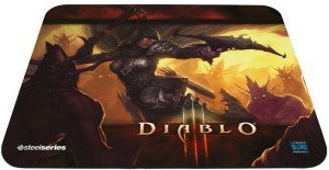 SteelSeries QcK Diablo 3 Demon Hunter (67227)