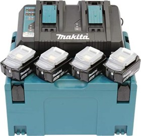 Makita Powersource-Kit Starterset 18V, 5.0Ah, Li-Ion (197626-8)