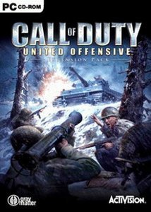 Call of Duty: United Offensive (Add-on) (niemiecki) (PC)