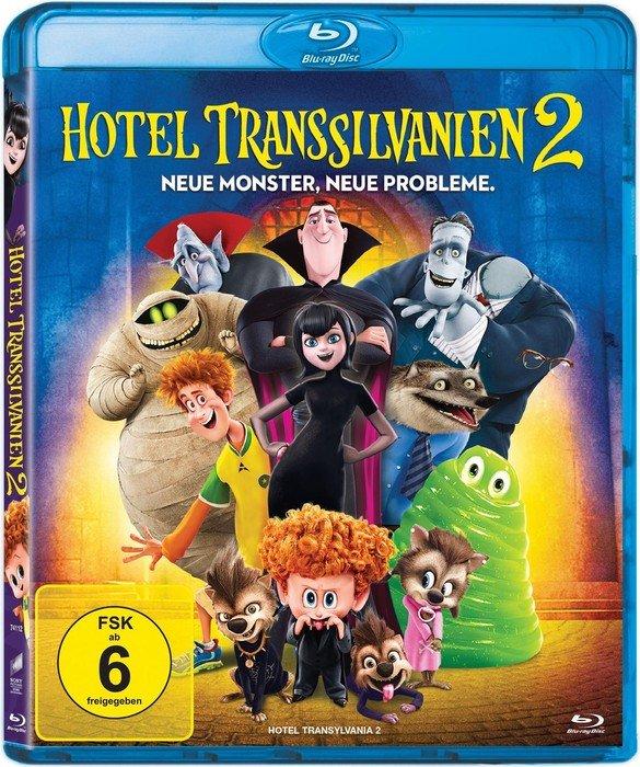 Hotel Transsilvanien 2 (Blu-ray)
