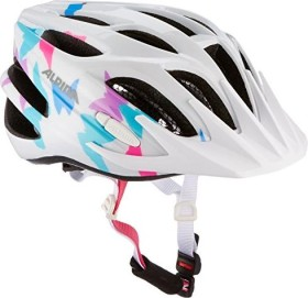 Alpina FB Junior 2.0 Kinderhelm white butterfly (A9678.1.21)