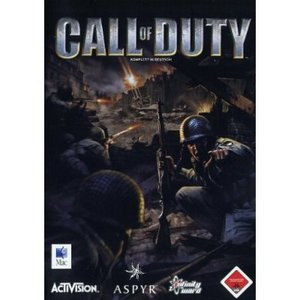 Call of Duty: Finest Hour (niemiecki) (MAC)