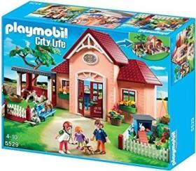 playmobil City Life - Tierarztpraxis mit Gehegen (5529)