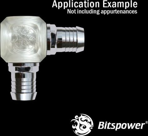 Bitspower bp-lb-cl Hardware K/ühlung Zubeh/ör