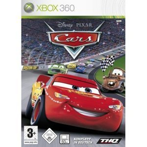 Cars (deutsch) (Xbox 360)