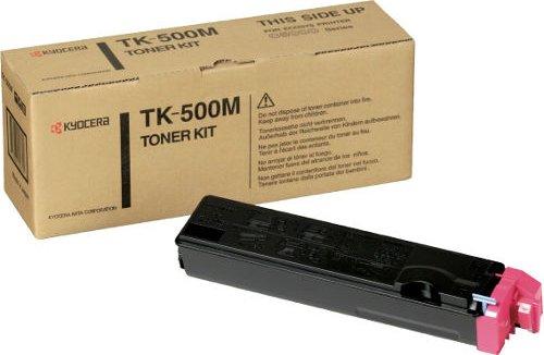 Kyocera Toner TK-500M magenta (370PD4KW) -- via Amazon Partnerprogramm
