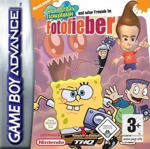 SpongeBob Schwammkopf und seine Freunde im Fotofieber (GBA)