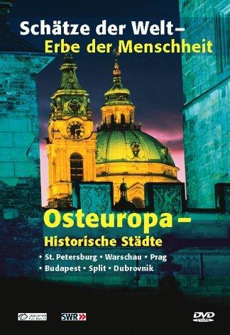 Schätze der Welt: Osteuropa - Historische Städte -- via Amazon Partnerprogramm