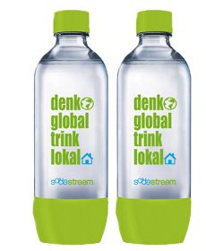 SodaStream PET bottle Duo-pack environment Edition