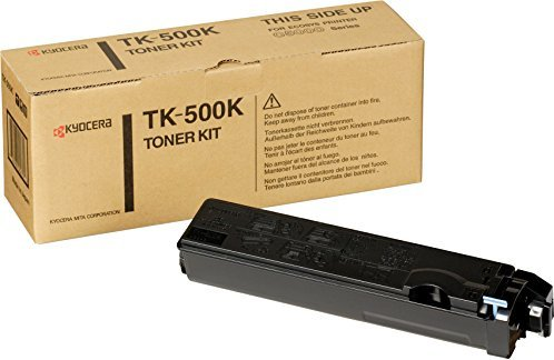 Kyocera TK-500K Toner schwarz (370PD0KW) -- via Amazon Partnerprogramm