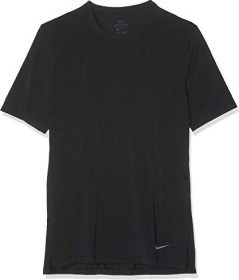 Nike Dri-FIT Shirt kurzarm black/dark grey (Herren) (AJ8796-010)