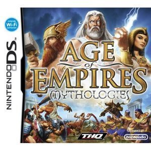 Age of Empires - Mythologies (English) (DS)