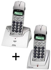 Topcom Butler 2900 Twin Pack