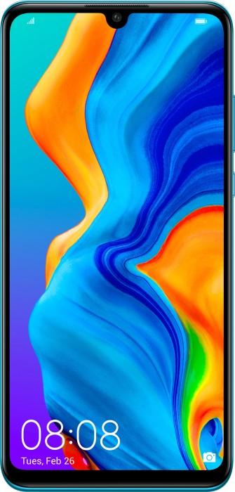 Huawei P30 Lite Dual-SIM blau