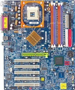 Gigabyte GA-8IP1000-L, i865PE (dual PC-3200 DDR)