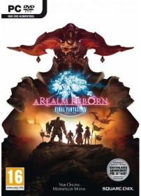 Final Fantasy XIV: Starter Edition (MMOG) (PC)
