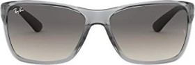 Ray-Ban RB4331 61mm grey-transparent-brown/grey gradient (RB4331-647911)