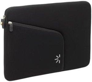 """case Logic PLS210K 10"""" carrying case black"""