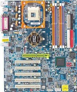 Gigabyte GA-8IP1000 Pro, i865PE (dual PC-3200 DDR)