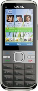 Nokia C5-00 5MP grey