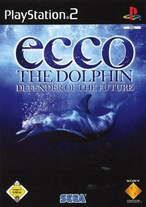 Ecco the Dolphin (German) (PS2)
