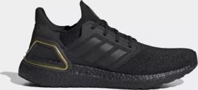 adidas Ultra Boost 20 core black/gold metallic (Herren) (EG0754)