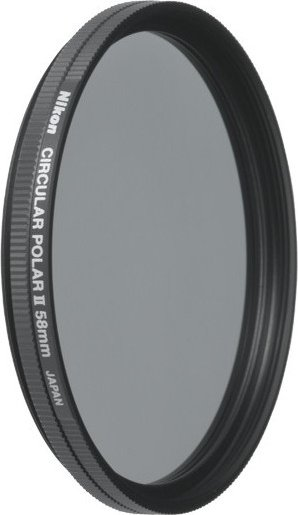 Nikon Filter Pol Circular 58mm (FTA70301) -- via Amazon Partnerprogramm