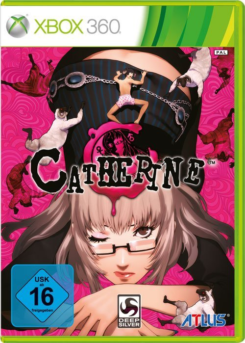 Catherine (deutsch) (Xbox 360)