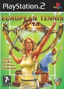 European Tennis Pro (deutsch) (PS2) (PS2-205)