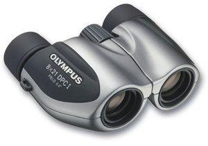 Olympus Kompakt 8x21 DPC I silber
