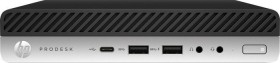 HP ProDesk 600 G3 DM, Pentium G4400, 4GB RAM, 128GB SSD