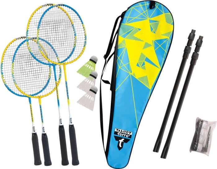 Talbot Torro Badmintonset Family