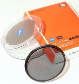 Sony VF-77CPAM Filter pol circular 77mm