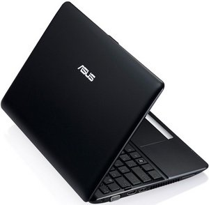 ASUS Eee PC 1215N-BLK150M black, UK