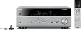 Yamaha RX-V681 sound effect Receiver titan<br>TV & audio > HiFi & audio > HiFi Building Blocks > HiFi Receiver Offer from Euronics Beisler