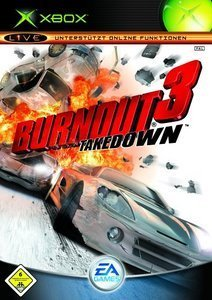 Burnout 3 - Takedown (German) (Xbox)