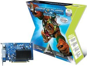 XFX GeForce 6200TC, 128MB DDR, DVI, TV-out (PV-T44P-RAM)