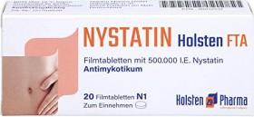 Nystatin Holsten FTA Filmtabletten, 20 Stück