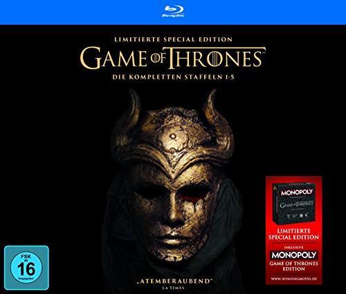 Game of Thrones Season 1-5 (Blu-ray) -- via Amazon Partnerprogramm