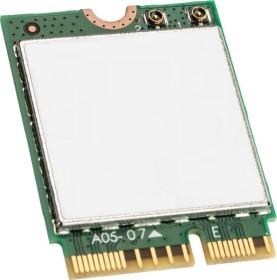 Intel Wi-Fi 6 AX201 mit vPro, 2.4GHz/5GHz WLAN, Bluetooth 5.2, M.2/E-Key CNVi (AX201.NGWG)