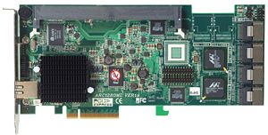 Areca ARC-1261ML, PCIe x8