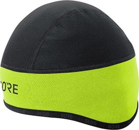 Gore Wear C3 Windstopper Helmet Kappe neon yellow/black (100398-0899)