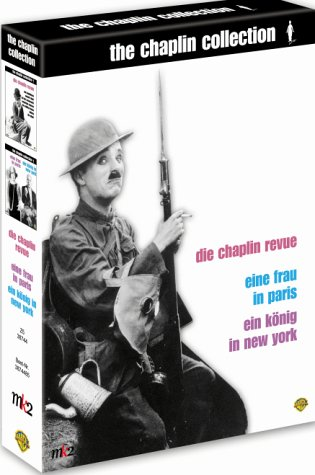 Charlie Chaplin Collection 3 -- via Amazon Partnerprogramm