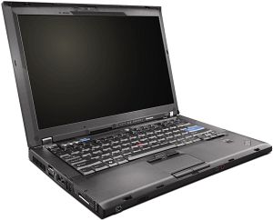 Lenovo ThinkPad T400, Core 2 Duo P8700, 2GB RAM, 320GB HDD, DVD+/-RW, UK (NM38JUK)