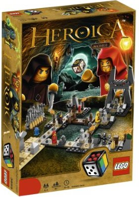 LEGO - Heroica - Caverns of Nathuz (3859) -- via Amazon Partnerprogramm
