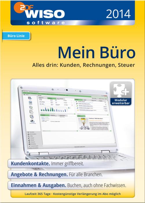 buhl data wiso mein b ro 2014 deutsch pc heise online preisvergleich deutschland. Black Bedroom Furniture Sets. Home Design Ideas