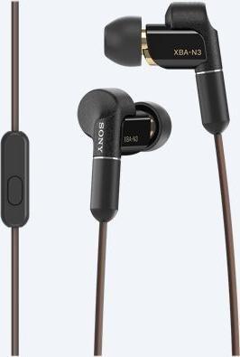 Sony XBA-N3AP schwarz